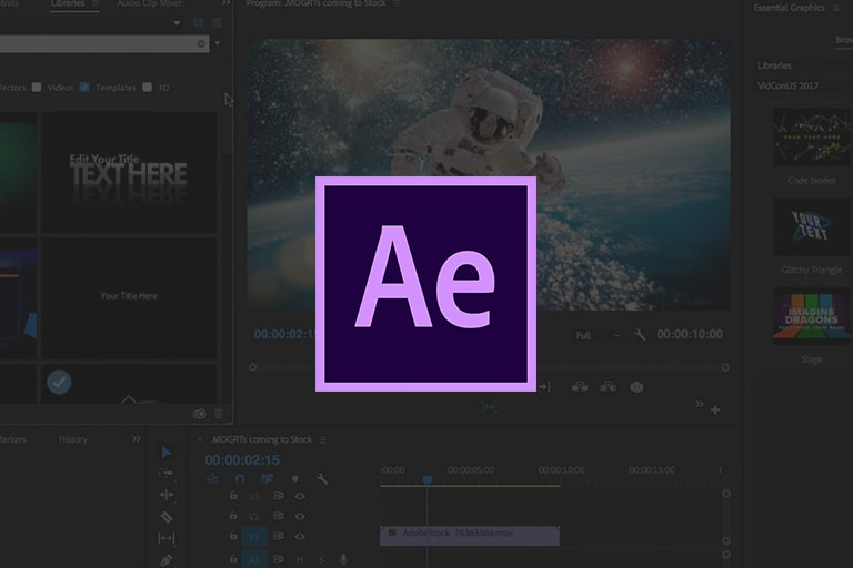 After Effects: Intermediate Course